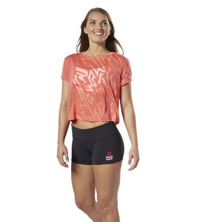 Купить Спортивная футболка Reebok CrossFit® Burnout по Нижнему Новгороду