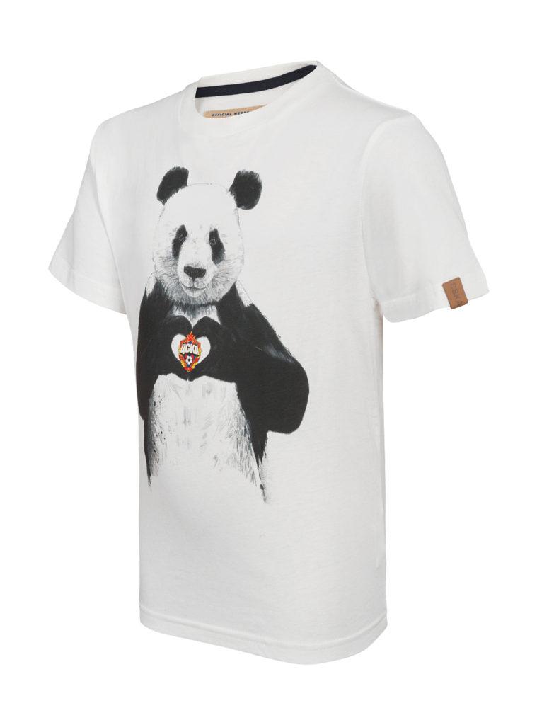 Купить Футболка детская «Панда» (122) по Нижнему Новгороду