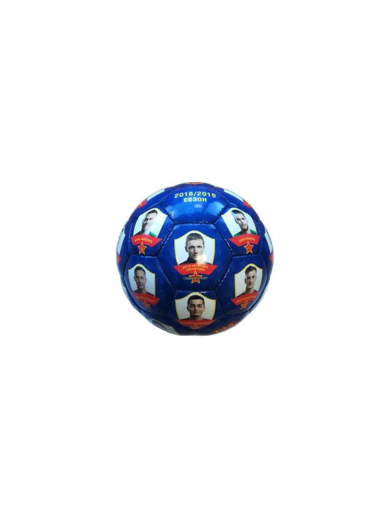 Купить Мяч сувенирный «Команда 2018/2019», D-11 см по Нижнему Новгороду