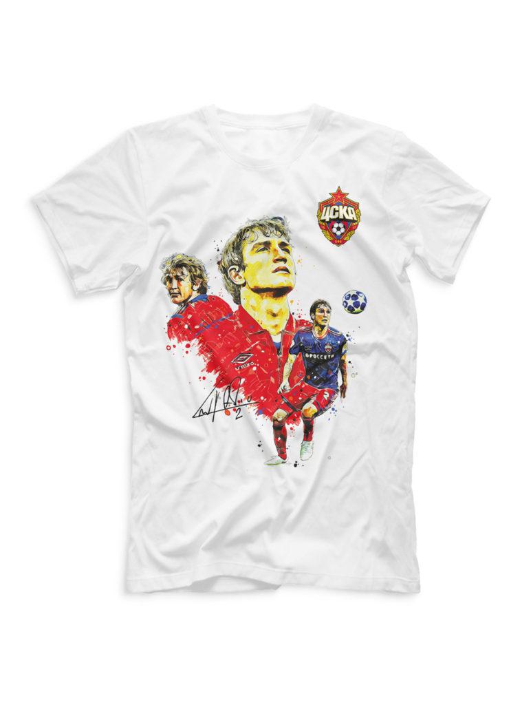 Купить Футболка мужская Марио акварель (3XL) по Нижнему Новгороду