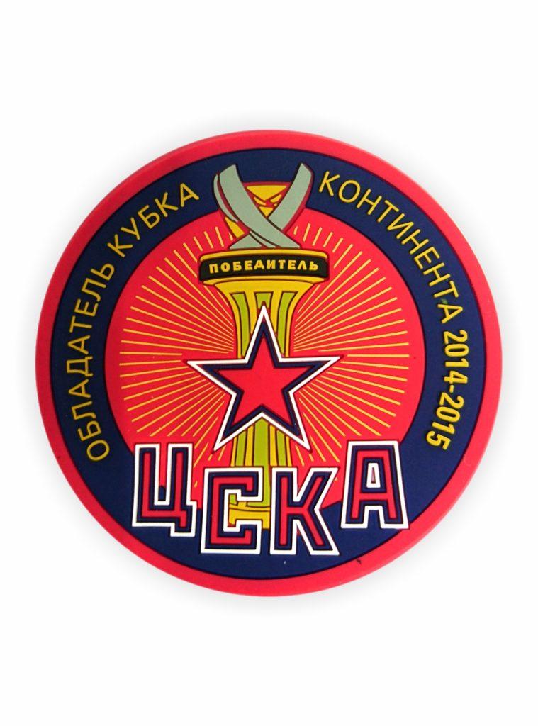 Купить Магнит ХК ЦСКА №3 (кубок) по Нижнему Новгороду