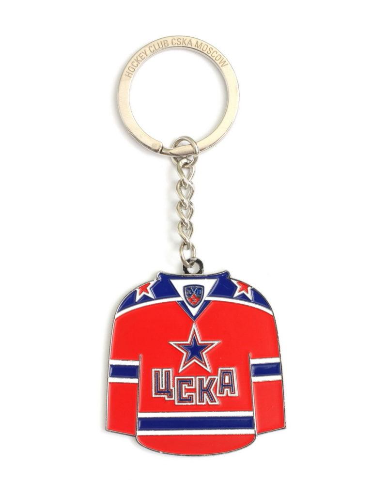 Купить Брелок ХК ЦСКА №1 (майка) по Нижнему Новгороду
