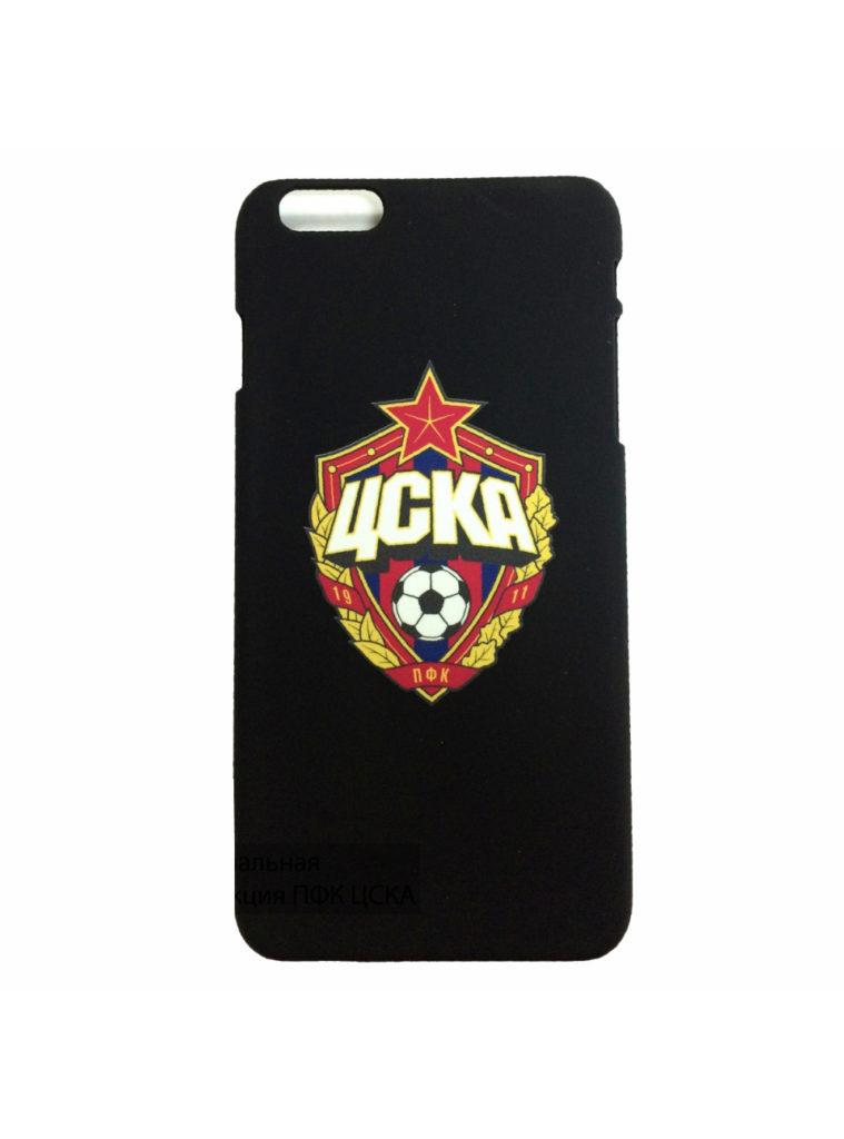 Купить Клип-кейс для iPhone 6 Plus чёрный по Нижнему Новгороду