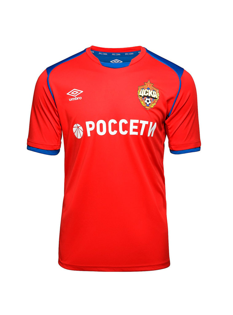 Купить Футболка игровая домашняя (S) по Нижнему Новгороду