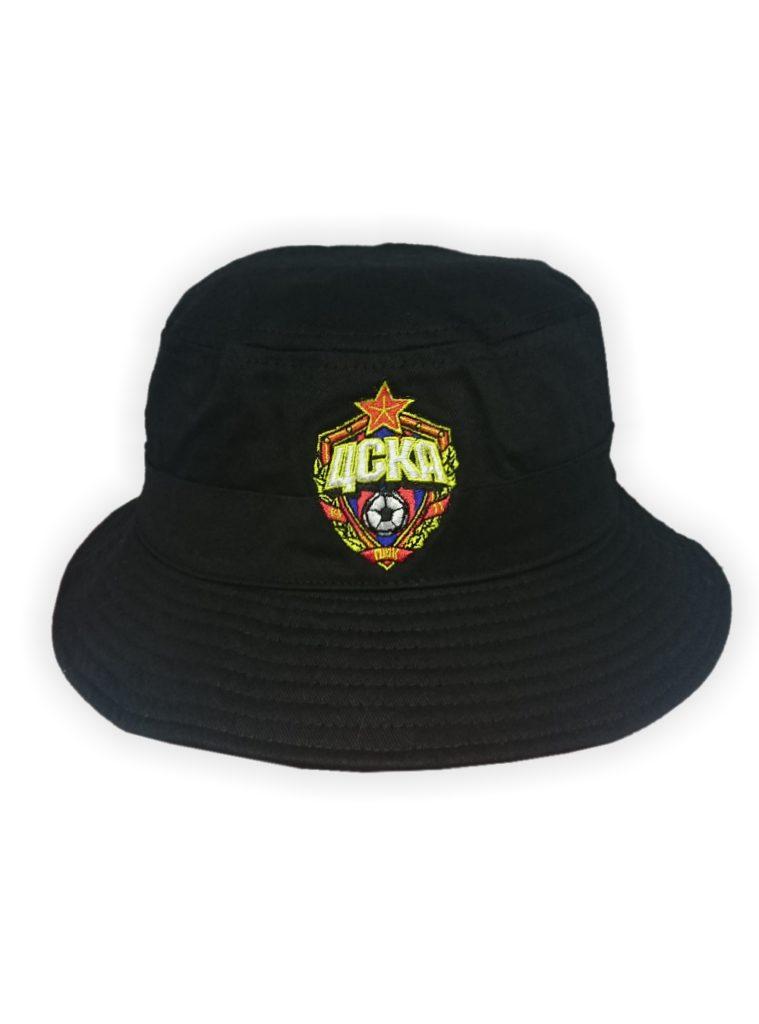 Купить Панама Champions League, цвет черный по Нижнему Новгороду
