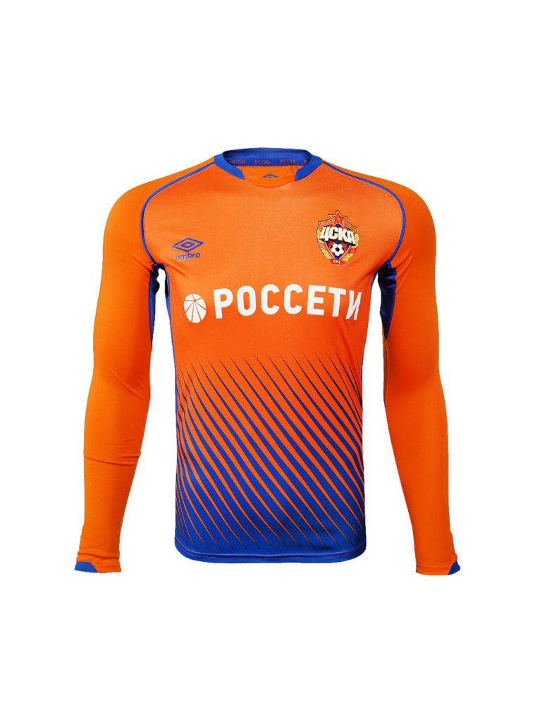Купить Футболка детская игровая резервная с длинным рукавом (134) по Нижнему Новгороду