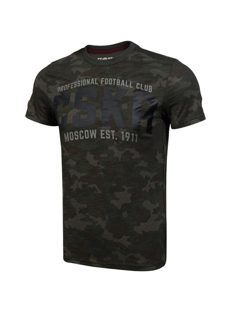 Купить Футболка CSKA (камо) (XXL) по Нижнему Новгороду