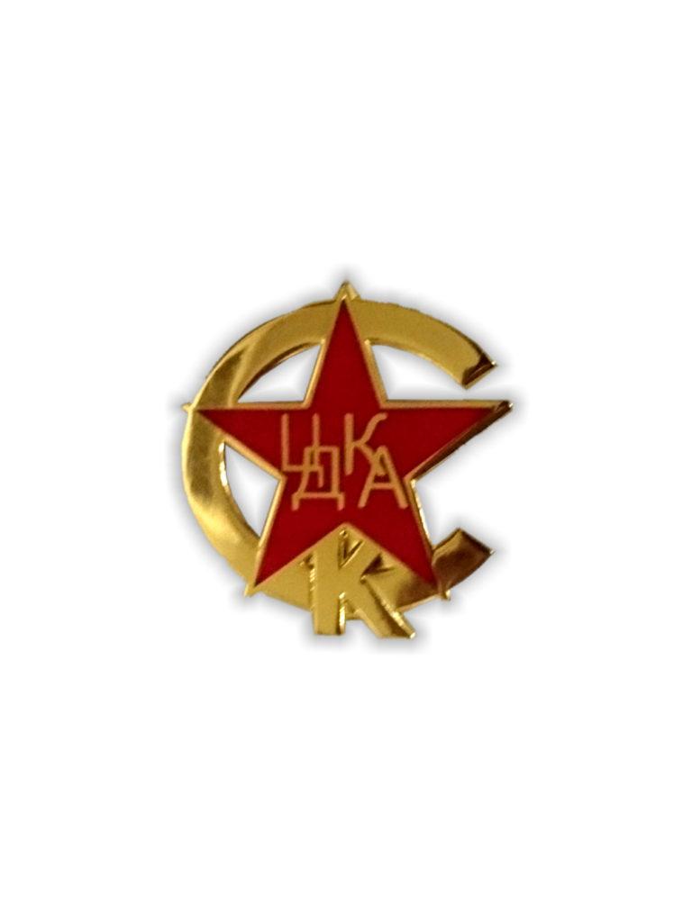 Купить Значок эмблема ЦДКА по Нижнему Новгороду