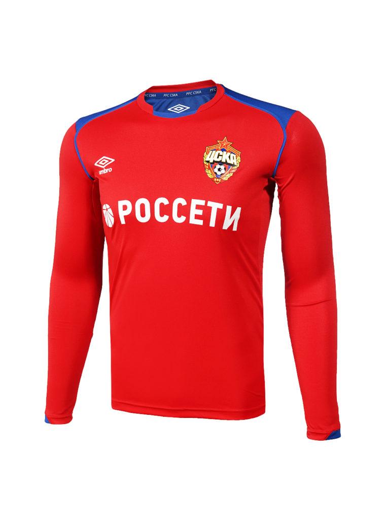 Купить Футболка игровая домашняя с длинным рукавом (S) по Нижнему Новгороду
