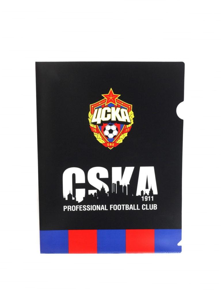Купить Папка-уголок (формат А4) PFC CSKA по Нижнему Новгороду