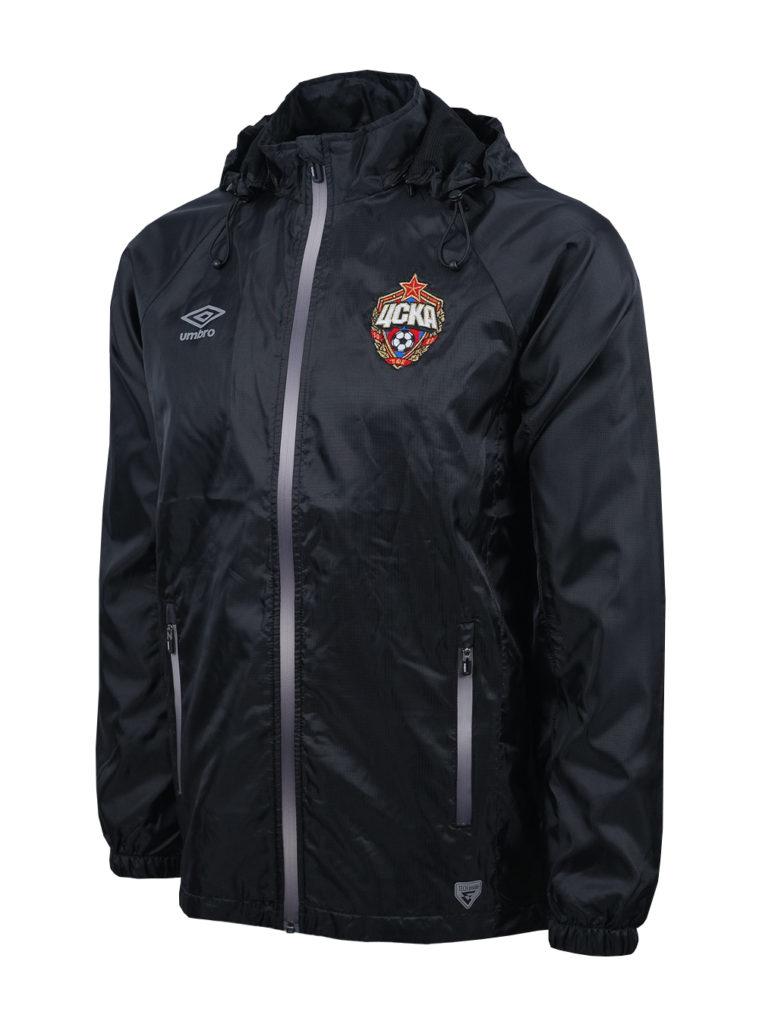 Купить Костюм ветрозащитный (куртка), черный/серебро (XS) по Нижнему Новгороду