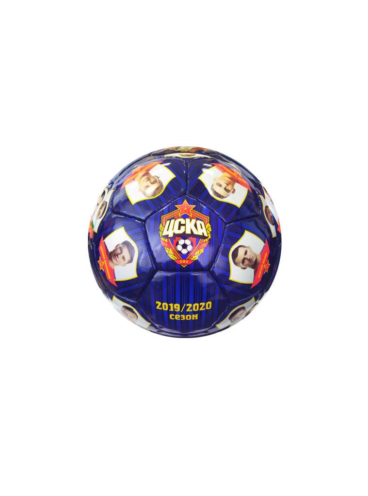 Купить Мяч сувенирный «Команда 2019/2020»  D-11 см по Нижнему Новгороду