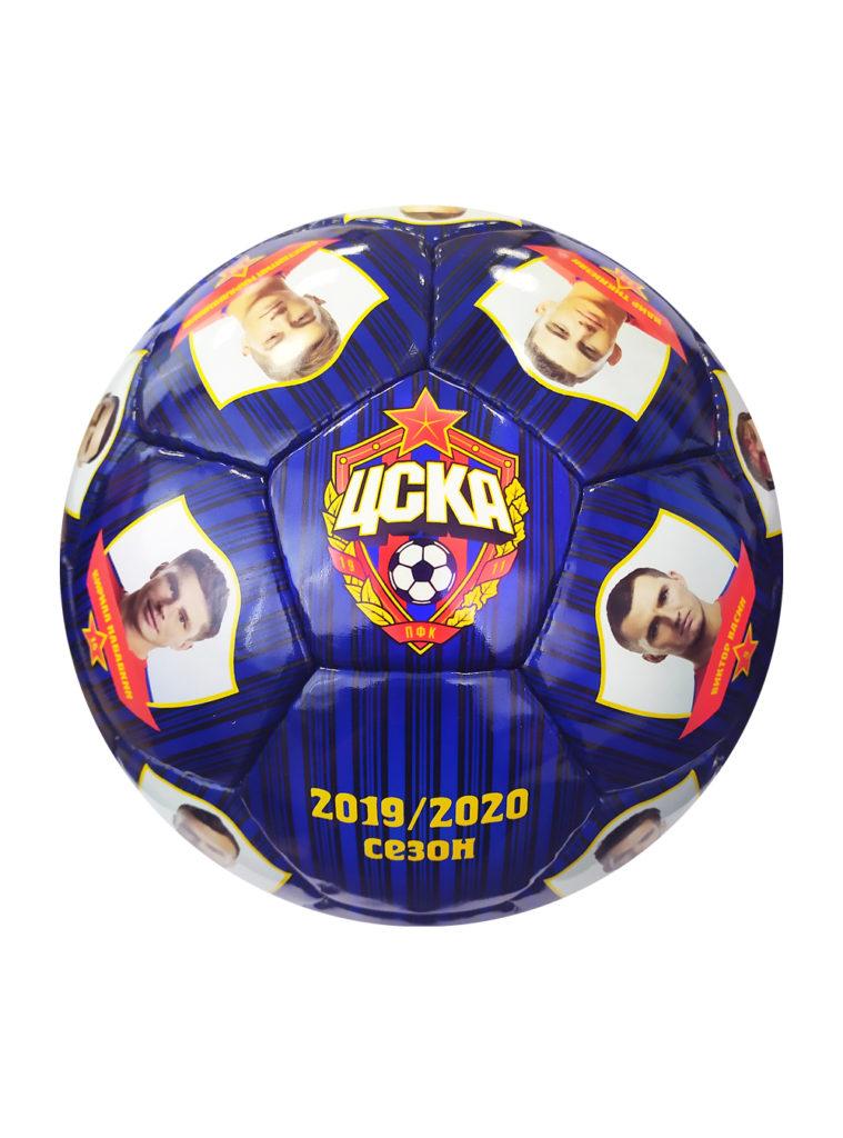 Купить Мяч сувенирный «Команда 2019/2020»  размер 5 по Нижнему Новгороду