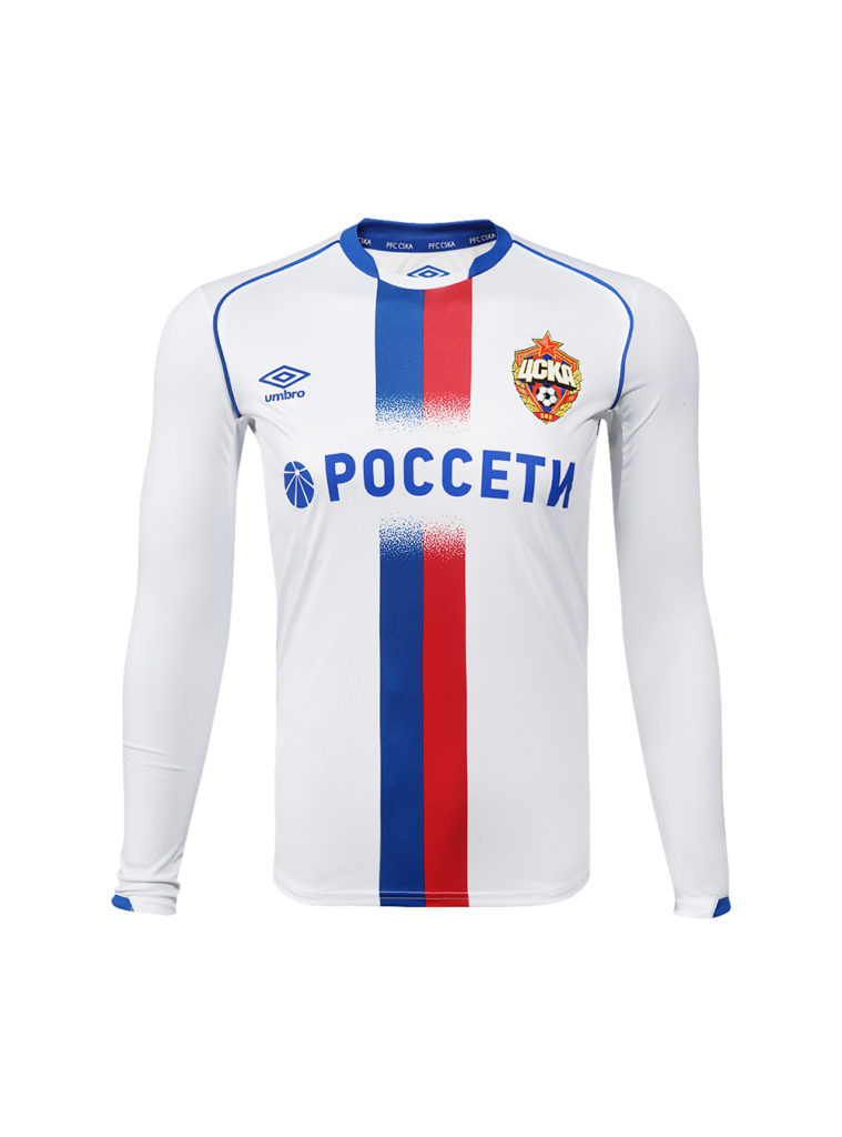 Купить Футболка детская игровая выездная с длинным рукавом (158) по Нижнему Новгороду