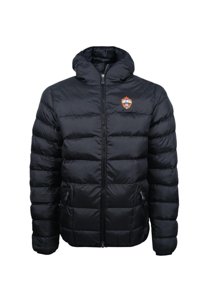 Купить Куртка утеплённая, цвет чёрный (XXXL) по Нижнему Новгороду