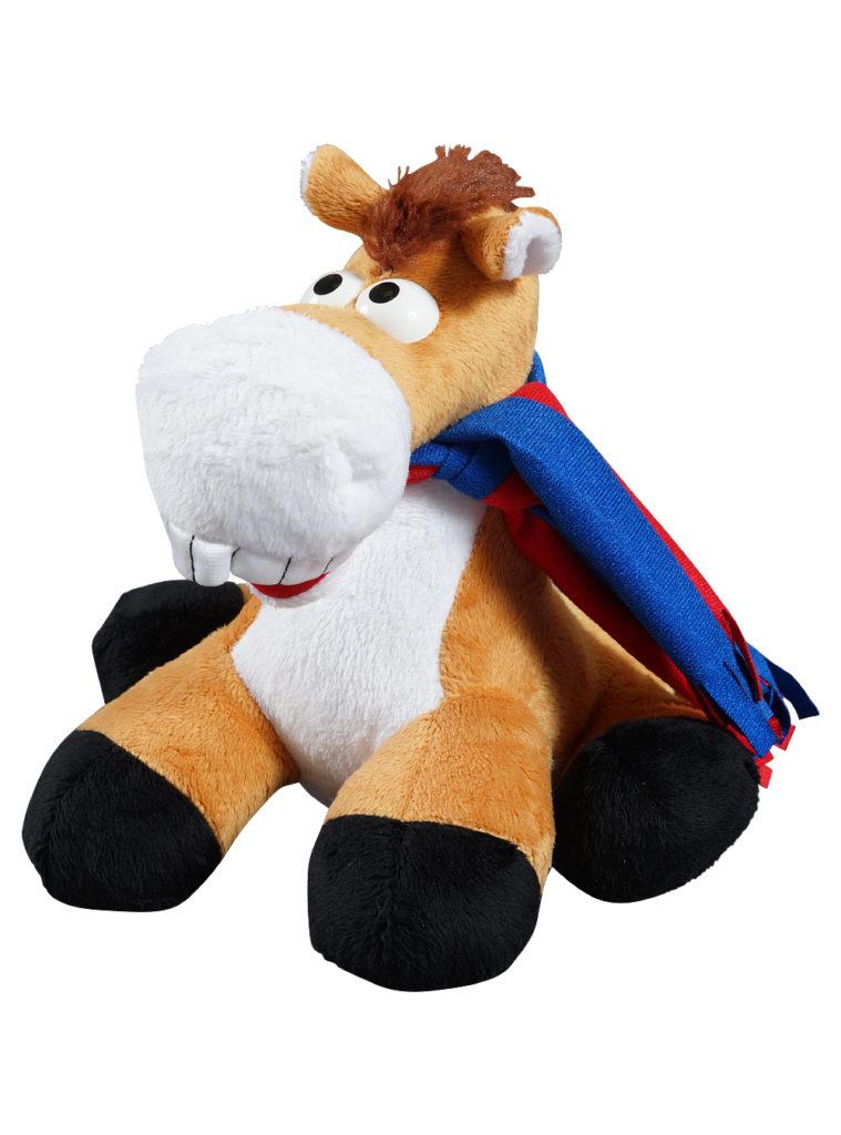 Купить Мягкая игрушка Конь с шарфом по Нижнему Новгороду