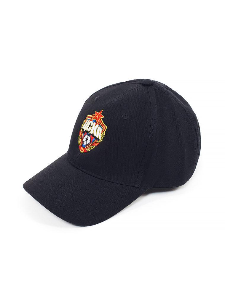 Купить Бейсболка EUROPA LEAGUE, цвет чёрный по Нижнему Новгороду