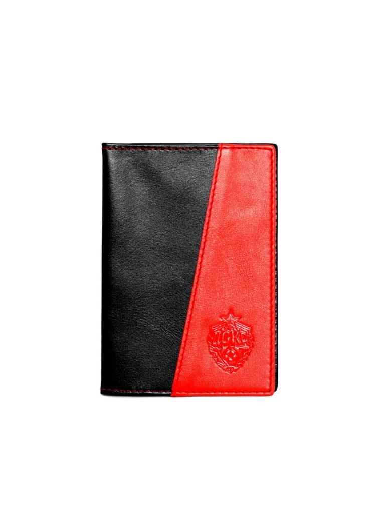 Купить Обложка для паспорта, красный/синий по Нижнему Новгороду