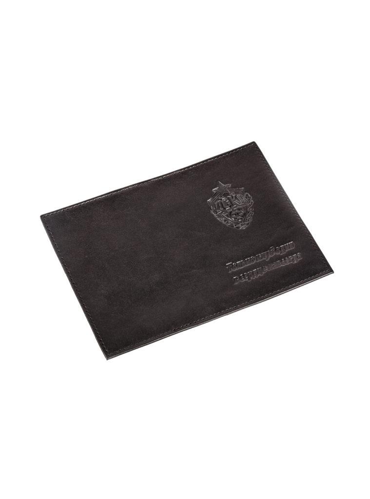 Купить Обложка для паспорта, чёрный по Нижнему Новгороду