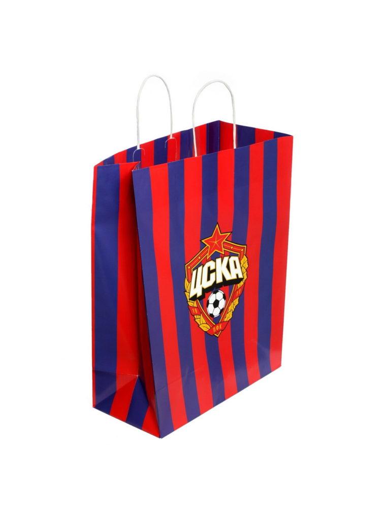 Купить Пакет бумажный подарочный по Нижнему Новгороду