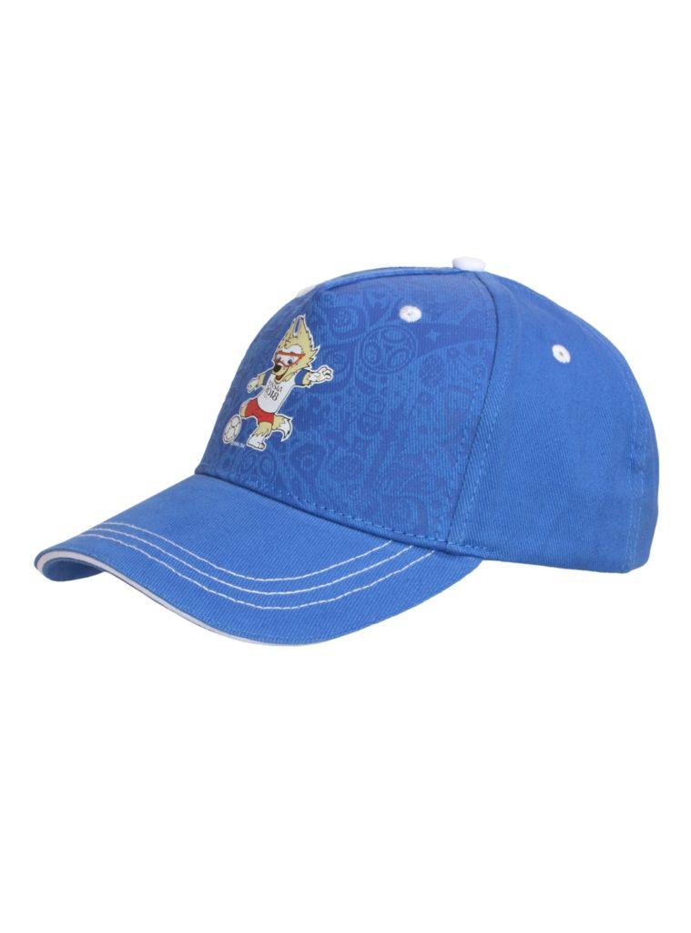 Купить Бейсболка синяя  «Забивака удар» по Нижнему Новгороду