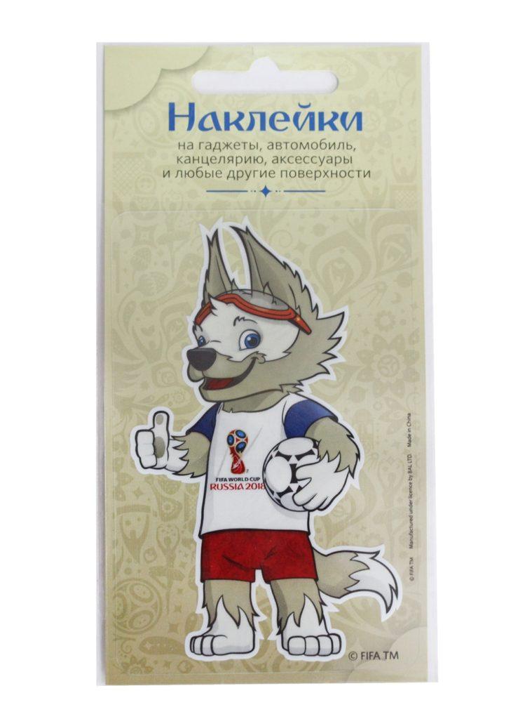 Купить Наклейка тонкая №1 «Забивака» по Нижнему Новгороду