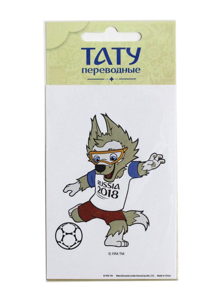Купить Тату переводная»Забивака удар» по Нижнему Новгороду