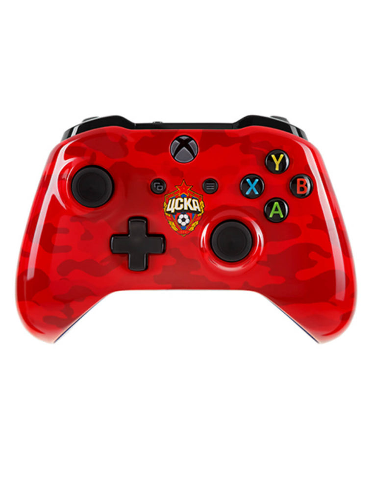 Купить Беспроводной контроллер Xbox One «Красно-армейский» по Нижнему Новгороду