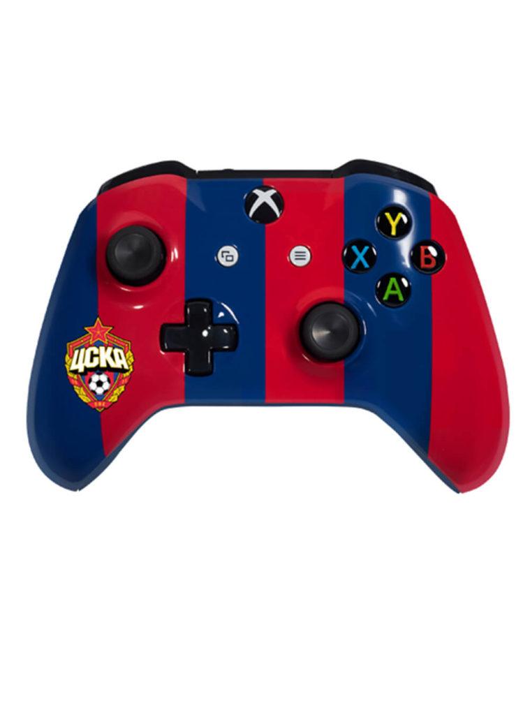Купить Беспроводной контроллер Xbox One «Красно-синий» по Нижнему Новгороду