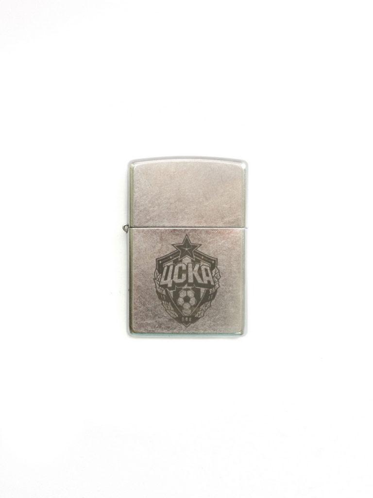 Купить Зажигалка  ZIPPO, цвет стальной винтажный по Нижнему Новгороду