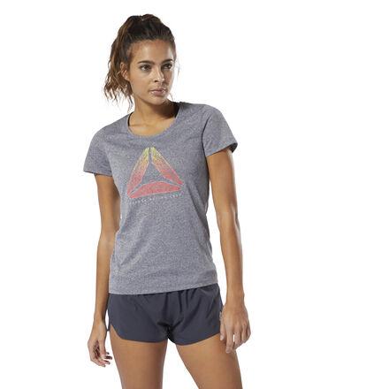 Купить Спортивная футболка Running Reflective Reebok по Нижнему Новгороду