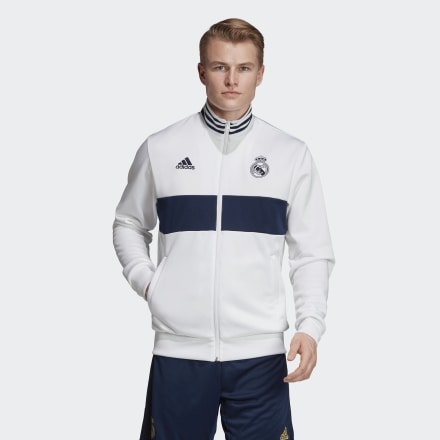 Купить Олимпийка Реал Мадрид 3-Stripes adidas Performance по Нижнему Новгороду