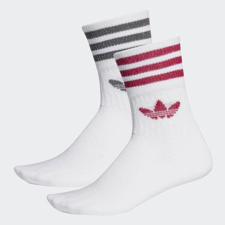 Купить Две пары носков Glitter adidas Originals по Нижнему Новгороду