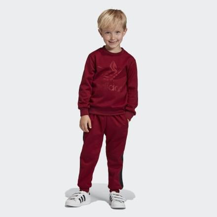 Купить Комплект: джемпер и брюки Trefoil adidas Originals по Нижнему Новгороду