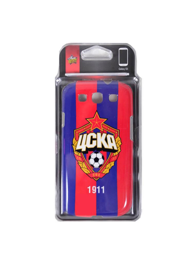 Купить Клип-кейс для Galaxy S3 красно-синий по Нижнему Новгороду