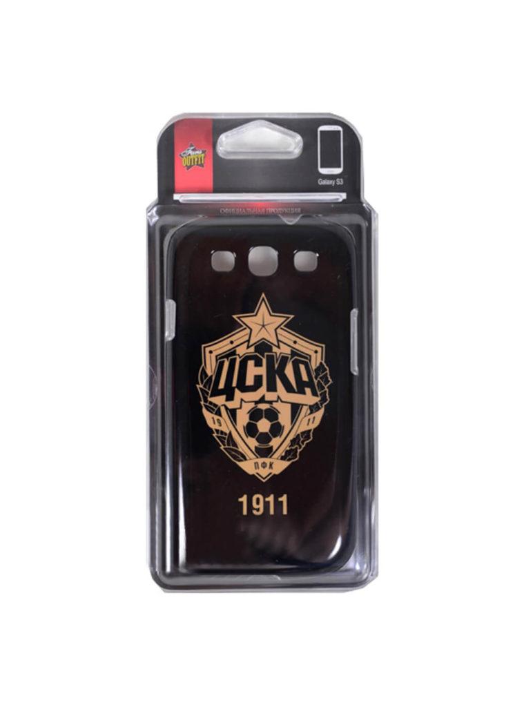 Купить Клип-кейс для Galaxy S3 чёрный по Нижнему Новгороду
