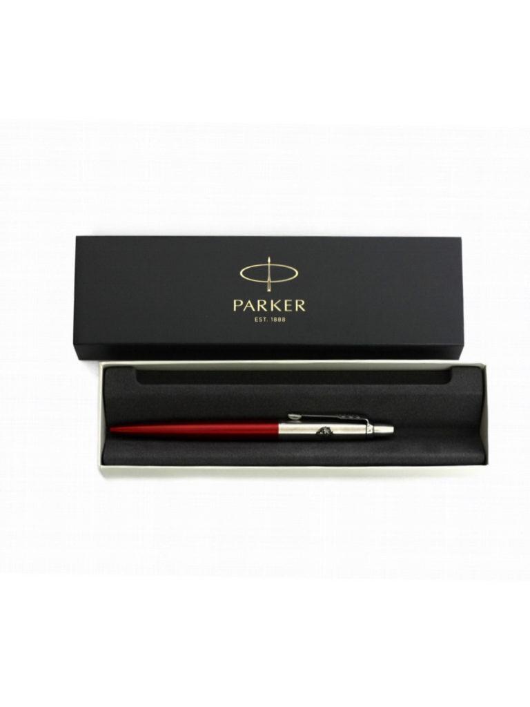 Купить Ручка Parker металлическая, цвет красный по Нижнему Новгороду
