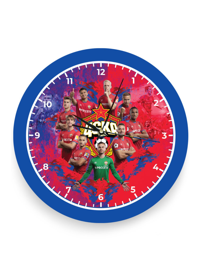 Купить Часы настенные «Команда» по Нижнему Новгороду
