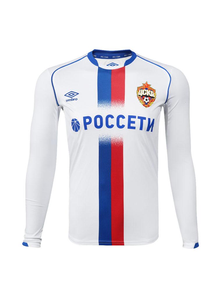 Купить Футболка игровая выездная с длинным рукавом (S) по Нижнему Новгороду