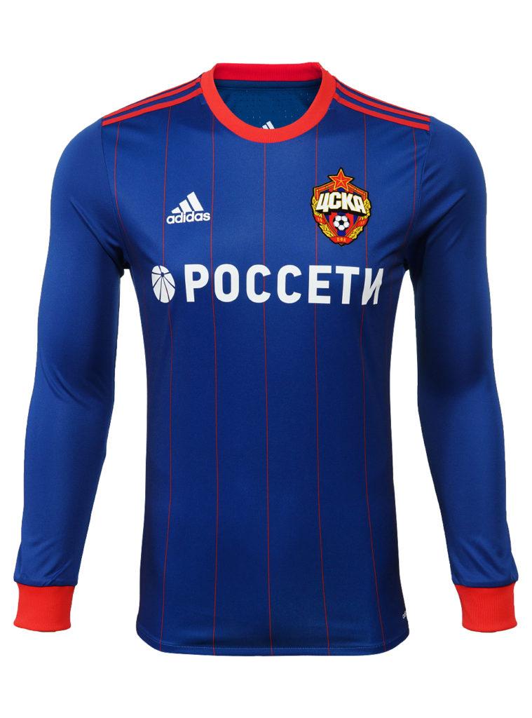 Купить Игровая футболка домашняя с длинным рукавом (оригинал) (5) по Нижнему Новгороду