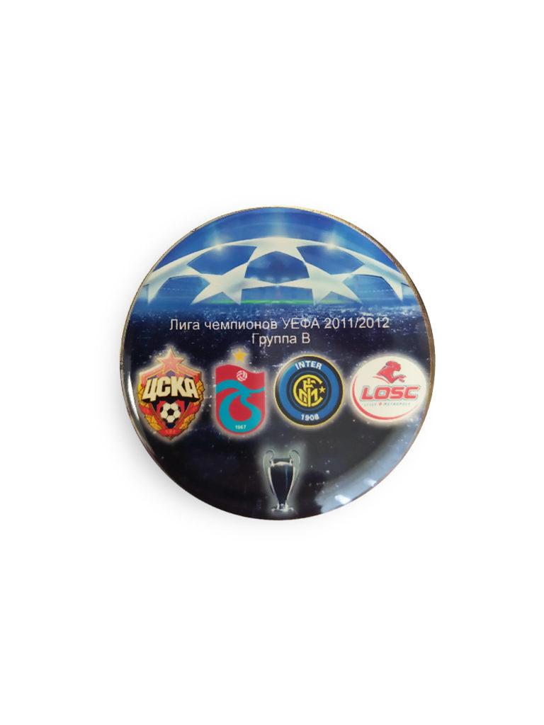 Купить Коллекционный значок ЛЧ 2011-2012 по Нижнему Новгороду