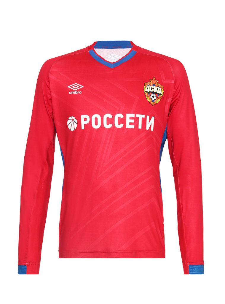 Купить Футболка игровая домашняя с длинным рукавом 2019/2020 (XL) по Нижнему Новгороду