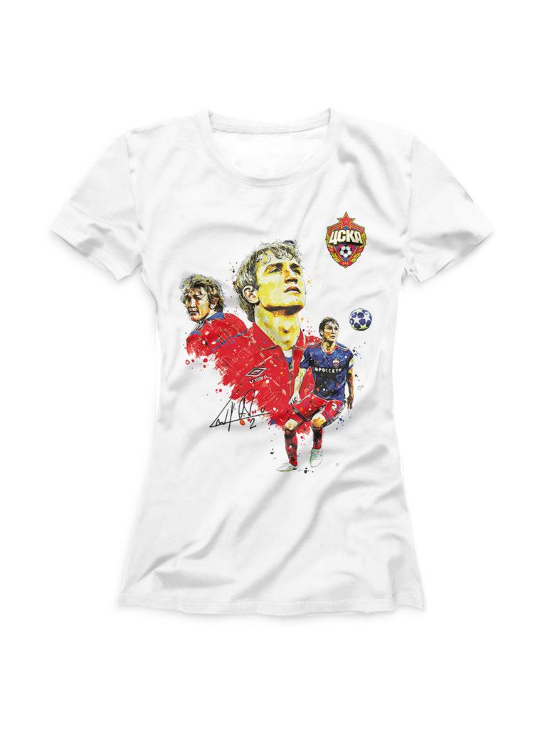 Купить Футболка  женская Марио акварель (S) по Нижнему Новгороду