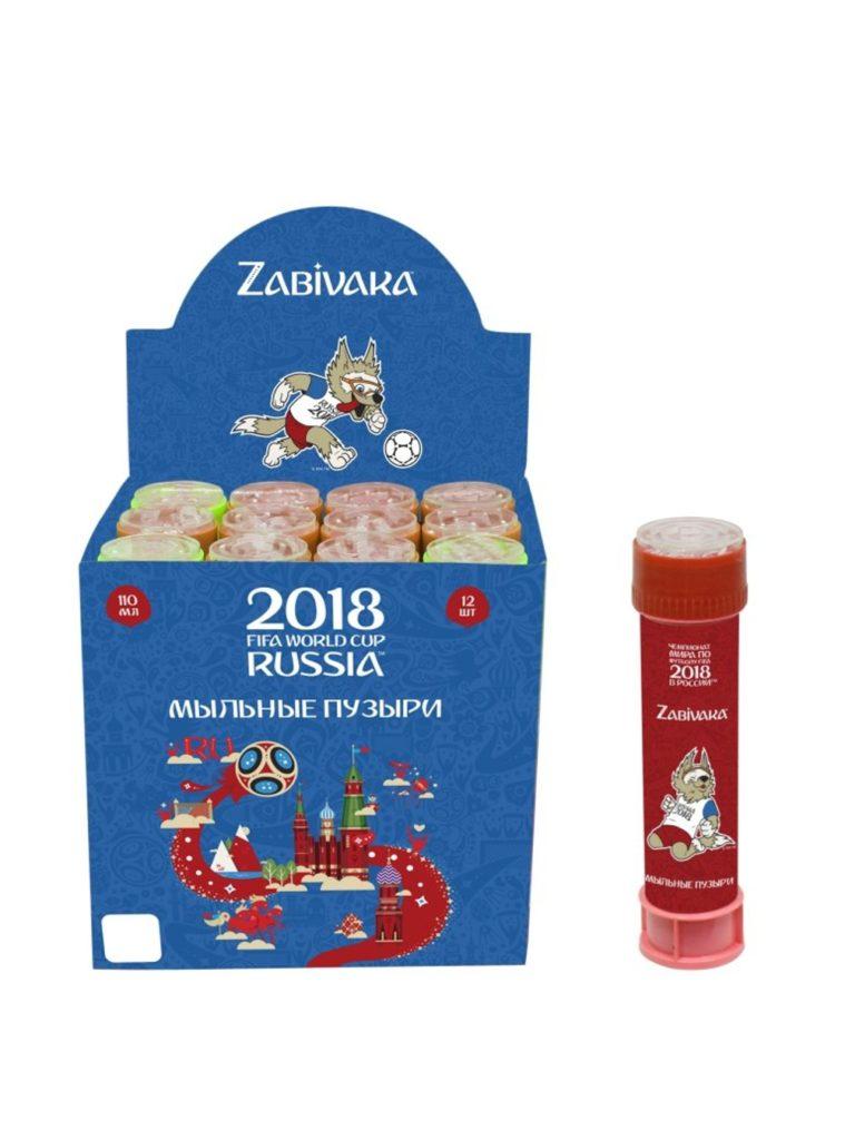 Купить Мыльные пузыри «Забивака» по Нижнему Новгороду