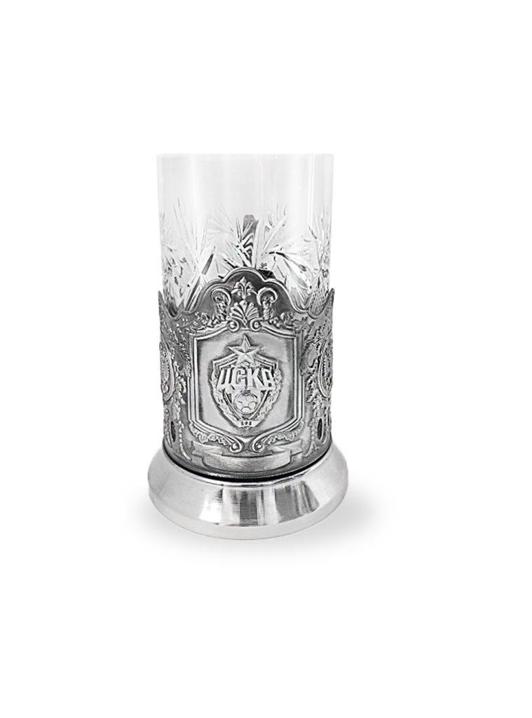Купить Стакан хрустальный в подстаканнике по Нижнему Новгороду