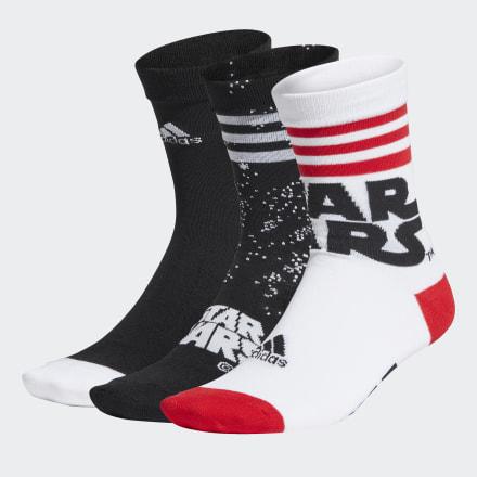 Купить Три пары носков Star Wars Crew adidas Performance по Нижнему Новгороду