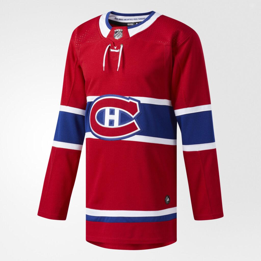 Купить Оригинальная домашняя джерси Canadiens adidas Performance по Нижнему Новгороду