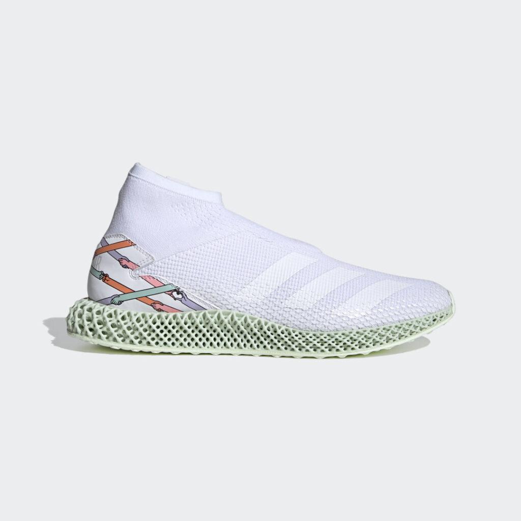 Купить Футбольные кроссовки Predator 20+ Art adidas Performance по Нижнему Новгороду