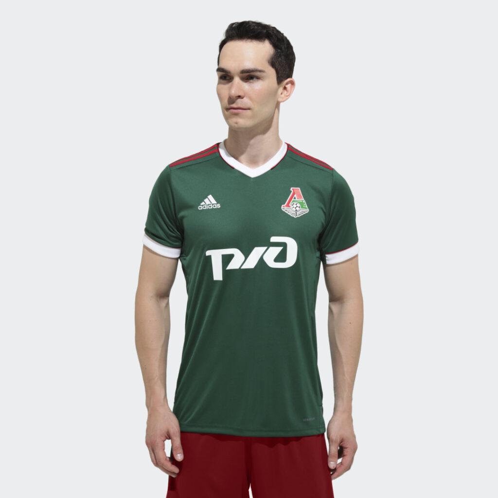 Купить Джерси ФК Локомотив adidas Performance по Нижнему Новгороду