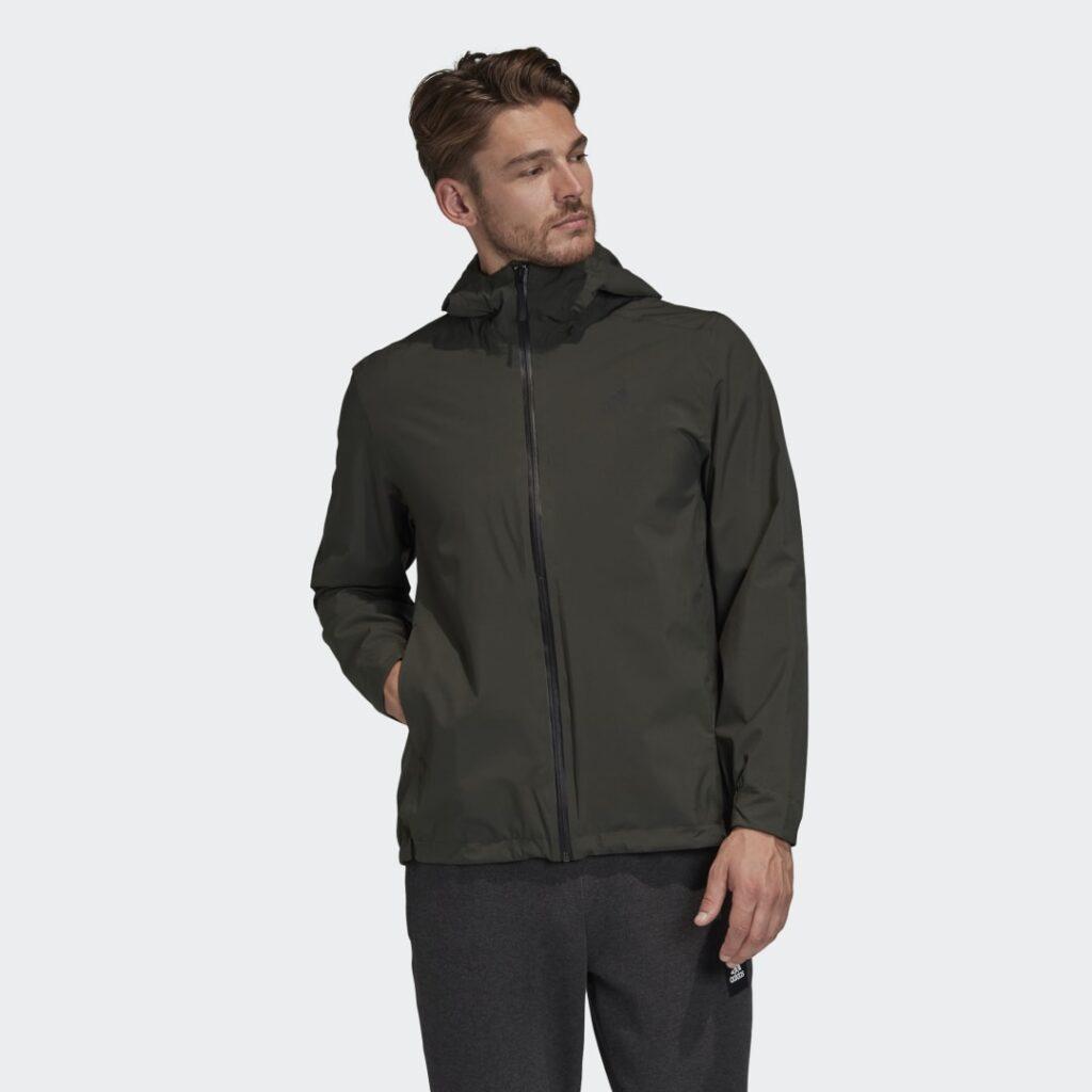 Купить Куртка BSC 3-Stripes RAIN.RDY adidas Performance по Нижнему Новгороду